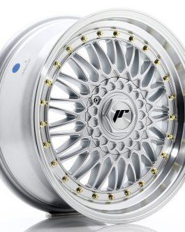 JR Wheels JR9 17×7,5 ET20 BLANK Silver w/Machined Lip