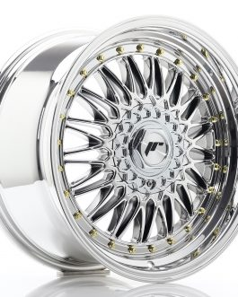 JR Wheels JR9 18×9 ET20-40 BLANK Chrome