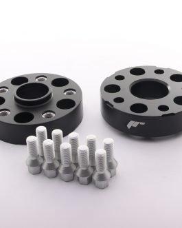 JRWA2 Adapters 35mm 4×100 57,1 57,1 Black