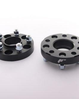 JRWA3 Adapters 20mm 5×120 72,6 72,6 Black
