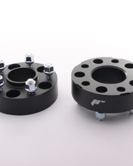 JRWA3 Adapters 40mm 5×114 60,1 60,1 Black