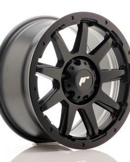 JR Wheels JRX1 17×8 ET20 6×139,7 Matt Black