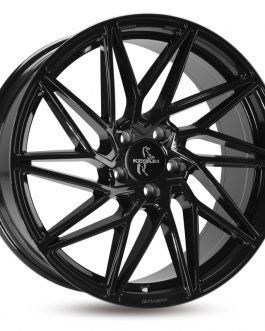Keskin-Tuning KT20 Black Painted 8×18 ET: 30 – 5x