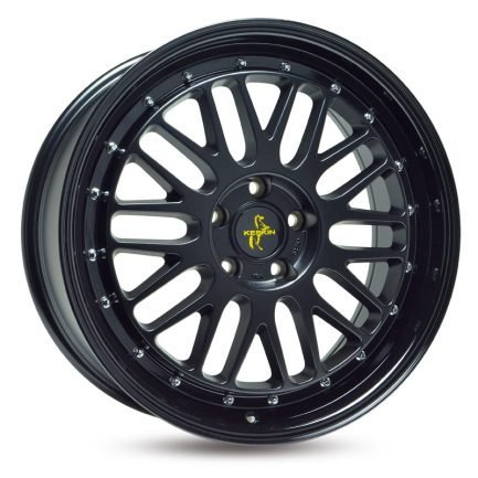 Keskin-Tuning KT22 Matt Black Painted 8.5x19 ET: 45 - 5x112