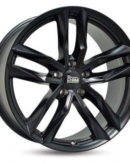 MAM RS3 Matt Black Painted 7×16 ET: 46 – 5×108