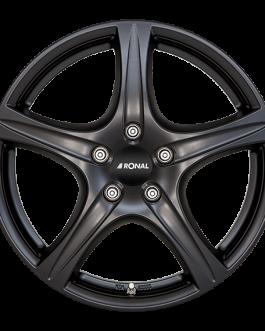 Ronal R56 MATT BLACK 7.5×19 ET: 51 – 5×112