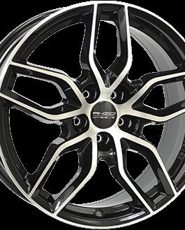 ANZIO SPARK Gloss Black / Polished 6.5×16 ET: 46 – 5×112