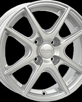 ANZIO SPLIT Silver 5.5×14 ET: 35 – 4×100