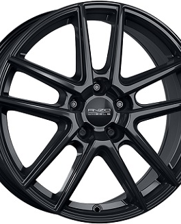 ANZIO SPLIT Gloss Black 7.5×18 ET: 51 – 5×112