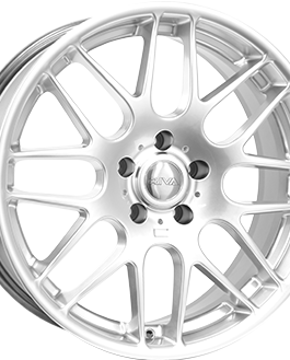Fox Wheels RIVA DTM Hyper Silver 9.0×20 ET: 35 – 5×112