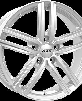 ATS ANTARES Silver 6.5×16 ET: 41 – 5×112