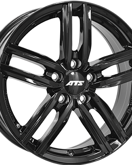 ATS ANTARES Gloss Black 6.0×15 ET: 43 – 5×112