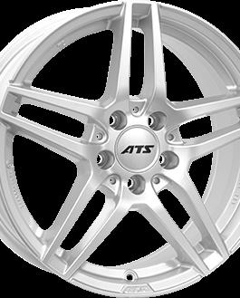 ATS MIZAR Silver 8.0×17 ET: 48 – 5×112