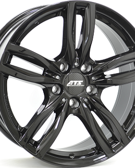 ATS EVOLUTION Gloss Black 8.0×18 ET: 30 – 5×120