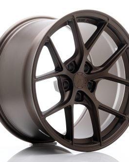 JR Wheels SL01 18×10,5 ET25 5×120 Matt Bronze