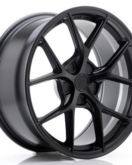 JR Wheels SL01 18×8,5 ET20-42 5H BLANK Matt Black