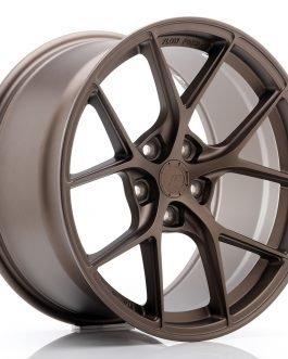 JR Wheels SL01 18×9,5 ET25 5×120 Matt Bronze