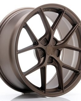 JR Wheels SL01 19×8,5 ET20-45 5H BLANK Matt Bronze