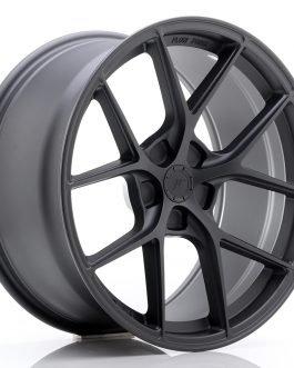 JR Wheels SL01 19×9,5 ET25-40 5H BLANK Matt Gun Metal