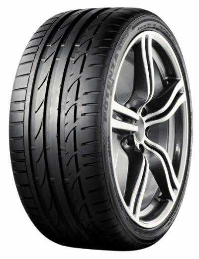 Bridgestone Potenza S001 (*) RunFlat XL 225/40-19 (Y/93) Kesärengas