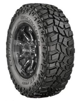 Cooper Discoverer STT Pro Off Road Tire – 10.5/31-15 Q (Q/109) Kesärengas