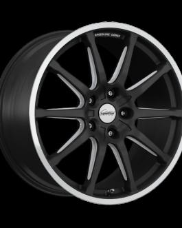 Speedline Corse SC1 RACING BLACK-MATT-RIM-CUT 10.0×20 ET: 55 – 5×112
