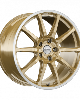 Speedline Corse SC1 RACING GOLD RIM-CUT 11.5×20 ET: 56 – 5×130