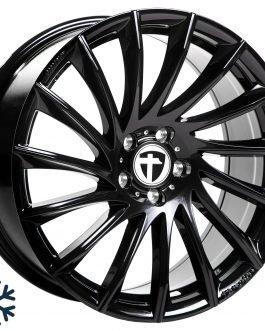Tomason TN16 Black painted 8.5×19 ET: 45 – 5×112