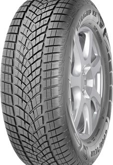 Goodyear ULTRA GRIP ICE SUV G1 (DOT 2017) Nordic 235/50-18 (T/101) Kitkarengas