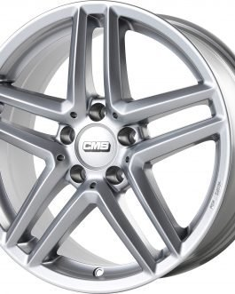 CMS C26 Racing Silver 8×18 ET: 48 – 5×112