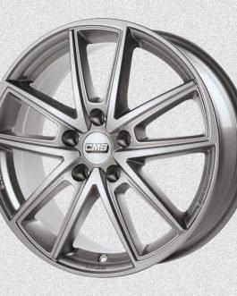 CMS C30 Racing Silver 6.5×16 ET: 50 – 5×114.3