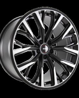 MOMO RF02 Black matt polish 9×20 ET: 40 – 5×112