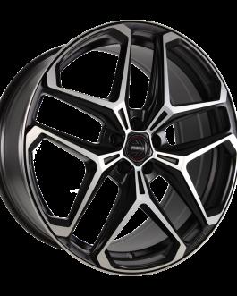 MOMO RF04 Black matt polish 9×21 ET: 35 – 5×112