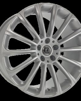 Diewe Turbina Argento silber 7.5×17 ET: 51 – 5×112