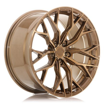Concaver Concaver CVR1 23x11,5 ET0-58 BLANK Brushed Bronze 11.50x23