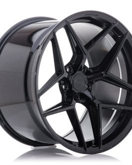 Concaver CVR2 20×9,5 ET22-40 BLANK Platinum Black