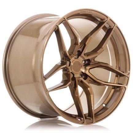 Concaver Concaver CVR3 20x10 ET20-48 BLANK Brushed Bronze 10.00x20