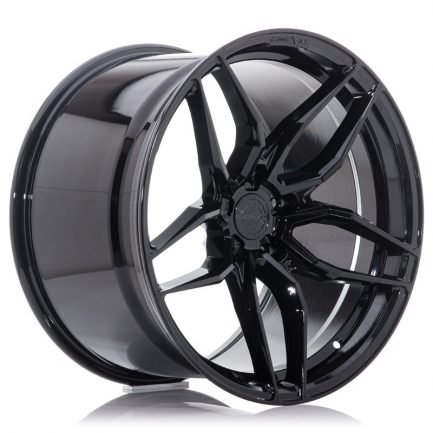 Concaver Concaver CVR3 21x11,5 ET17-59 BLANK Platinum Black 11.50x21
