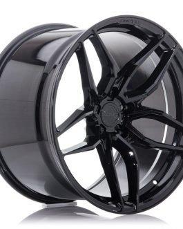 Concaver CVR3 22×9 ET10-52 BLANK Platinum Black