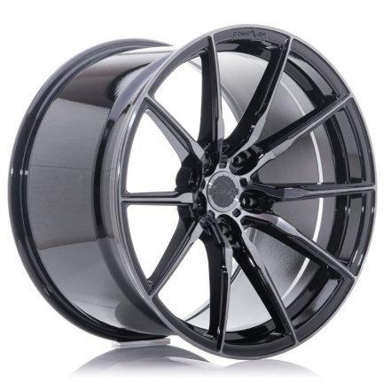 Concaver Concaver CVR4 22x10 ET20-64 BLANK Double Tinted Black 10.00x22