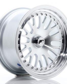 JR Wheels JR10 15×8 ET20 Blank Machined Sil