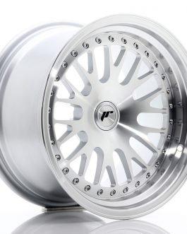 JR Wheels JR10 16×9 ET10-20 Blank Machined Sil