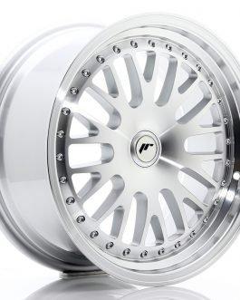 JR Wheels JR10 17×8 ET35 Blank Machined Silv