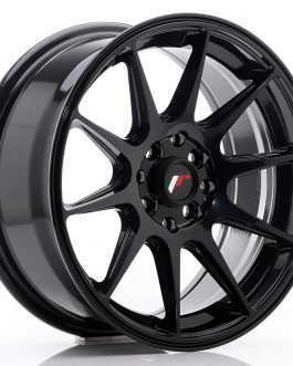 JR Wheels JR11 16×7 ET30 4×100/114 Glossy Black