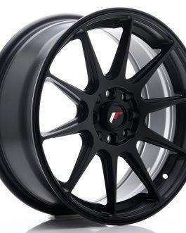 JR Wheels JR11 17×7,25 ET35 4×100/114,3 Matt Black