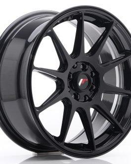 JR Wheels JR11 17×7,25 ET35 4×100/114,3 Gloss Black