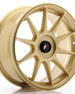 JR Wheels JR11 17×7,25 ET35-40 BLANK Gold