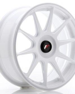 JR Wheels JR11 17×7,25 ET35-40 BLANK White