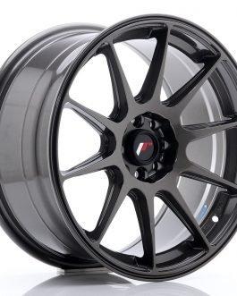 JR Wheels JR11 17×8,25 ET35 4×100/114,3 Hyper Gray