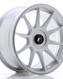 JR Wheels JR11 17×8,25 ET35 BLANK Hyper Silver